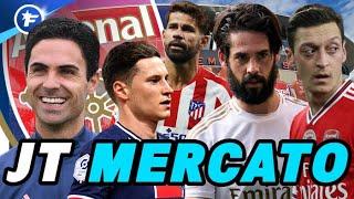 Arsenal et Arteta lancent les grandes manœuvres | Journal du Mercato
