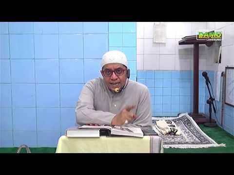 Kajian Kitab Nuzhatul Muttaqiin 2020-01-22