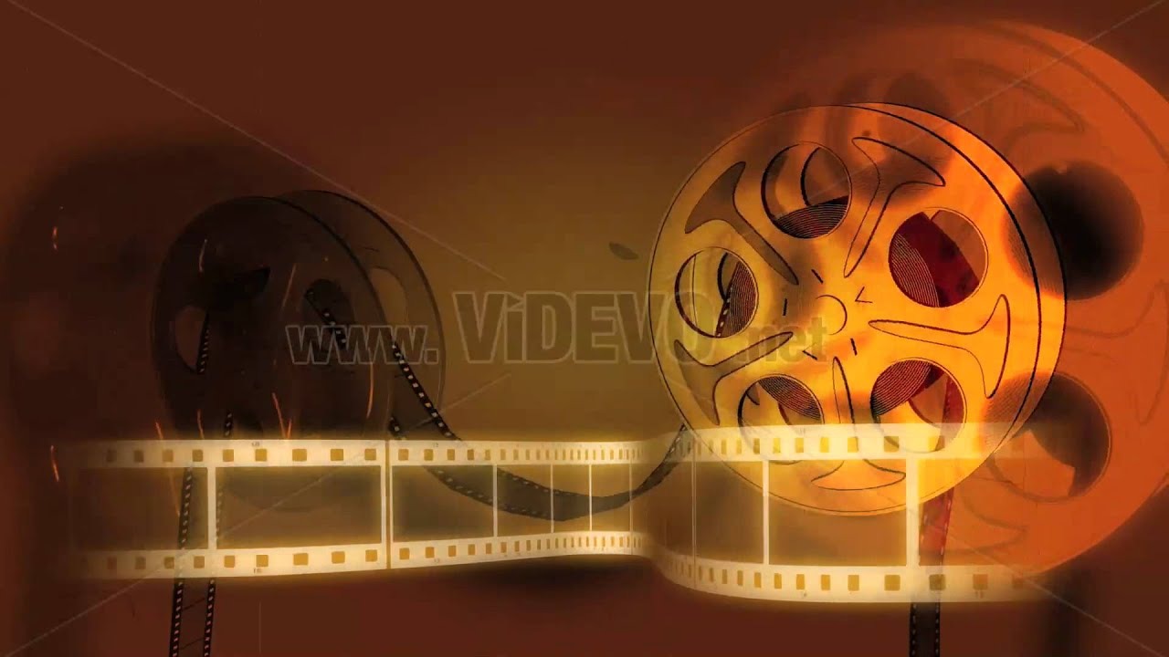 Free stock video film reel motion graphic youtube altavistaventures