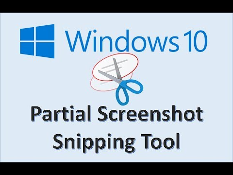 windows-10---snipping-tool---how-to-use-screen-snip-to-take-screenshot---shortcut-key-tutorial-in-ms