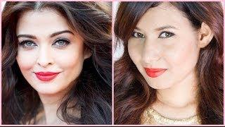 Aishwaria Rai Cannes 2014 Makeup Tutorial