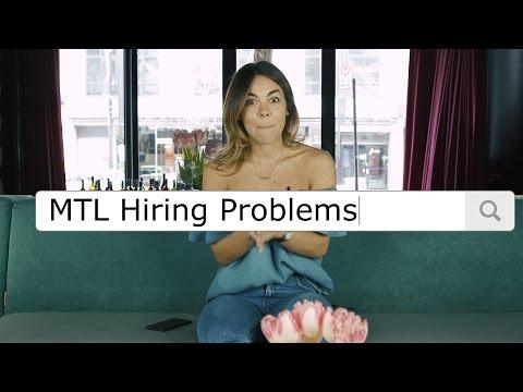 🤥💸Doit être bilingue to get Montréal Jobs?📚💰 - MTL Blurb
