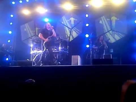 Dream Theater - Live in Jakarta 2012 - Opening and Bridges In The Sky
