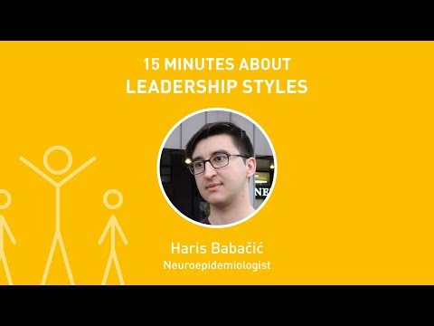15x4 Talks - 15 minutes about Leadership Styles