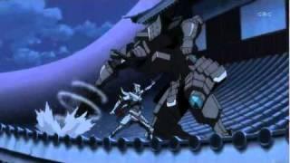 sengoku basara Oda Nobunaga vs Honda Tadakatsu