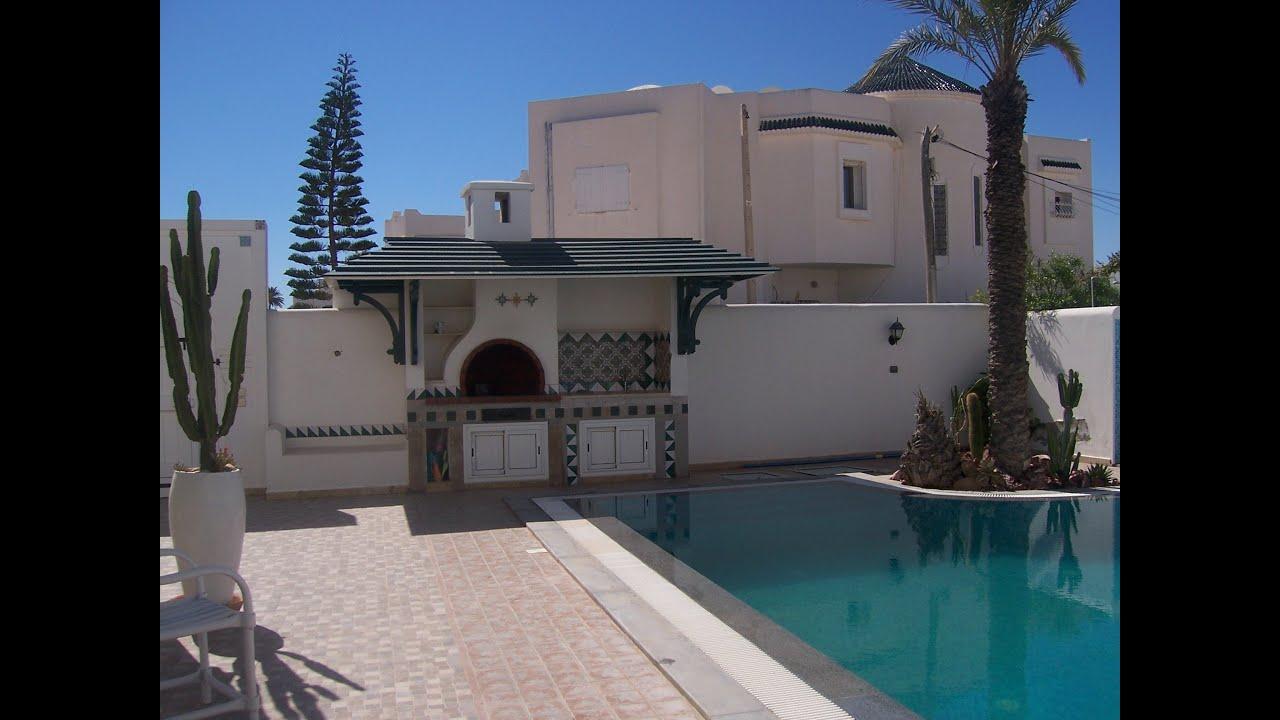Villa djerba midoun youtube for Villas de jardin seychelles tripadvisor