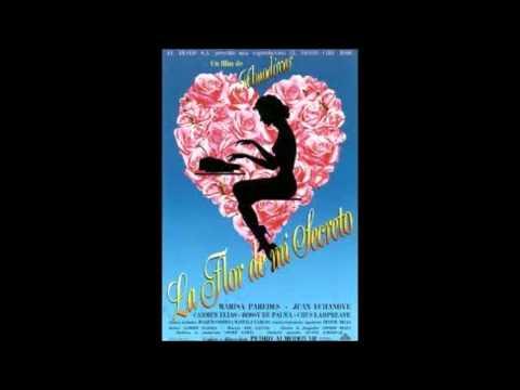 Ay Amor(La flor de mi secreto) Las canciones de Almódovar, Alberto Iglesias y Otros