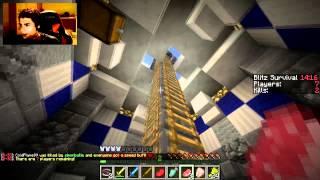 Minecraft: Minigame - PATRYK I SKKF W AKCJI (Blitz Survival Games)
