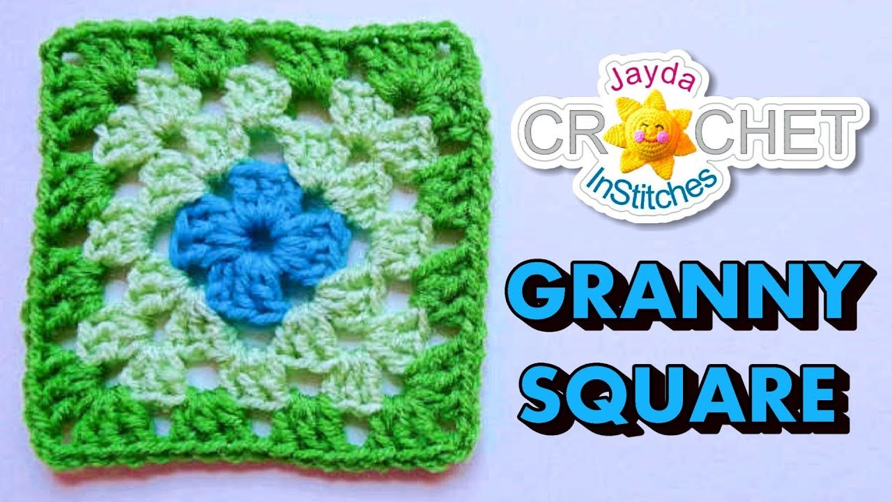 How to crochet a granny square beginners tutorial basic how to crochet a granny square beginners tutorial basic pattern bankloansurffo Image collections