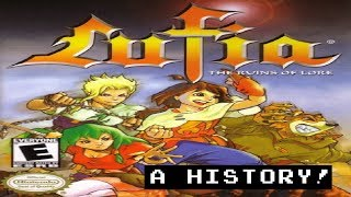 Lufia: The Ruins of Lore - Review and Retrospective History