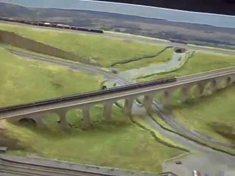 Sarum Bridge – T Gauge Layout – British Rail
