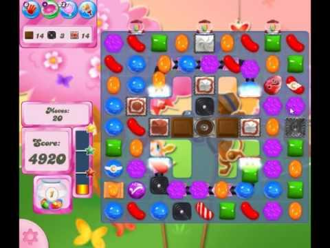 Candy Crush Saga Level 2473 - NO BOOSTERS