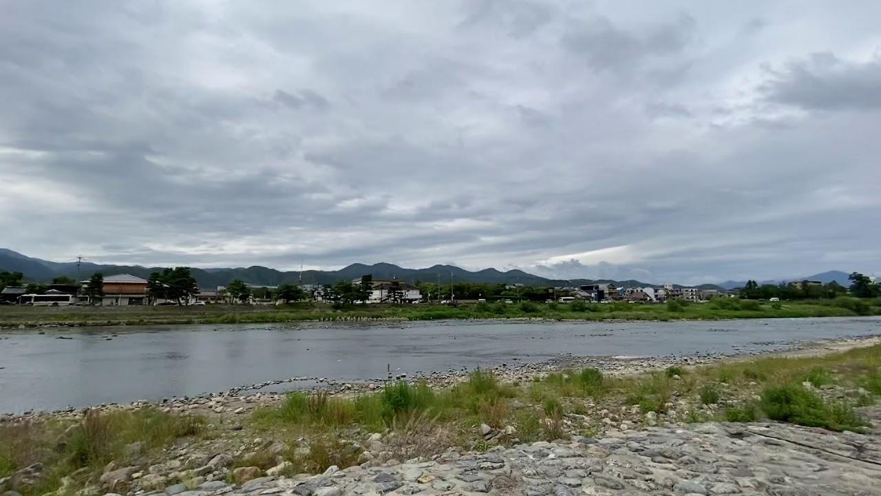 嵐山公園★【京都府京都市】 - YouTube