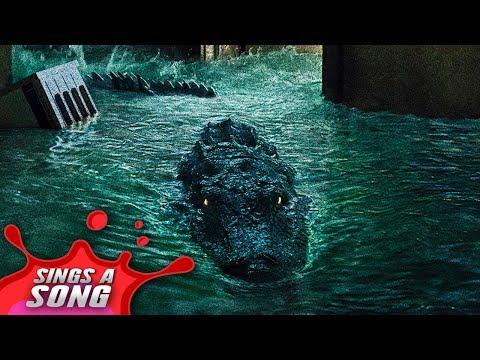 Alligator Sings A Song (Crawl Scary Horror Film Parody)