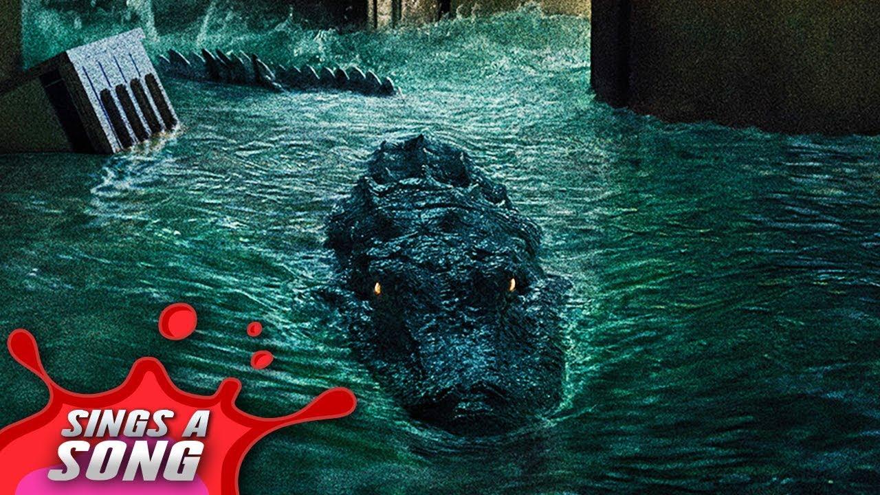 Alligator Sings A Song Crawl Scary Horror Film Parody Youtube