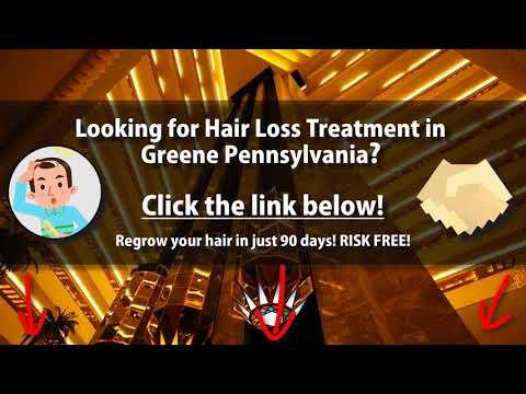 Hair Restoration Greene PA