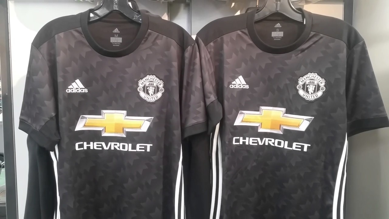 sale retailer 455e0 2d9c1 Man United Away Jersey 2017 2018 by Adidas at @NASL Vancouver Soccer Store  604-299-1721