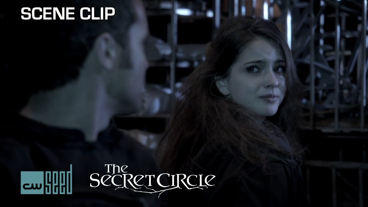 Download The Secret Circle   Jake Frees The Circle From A Life Of Sin   CW Seed