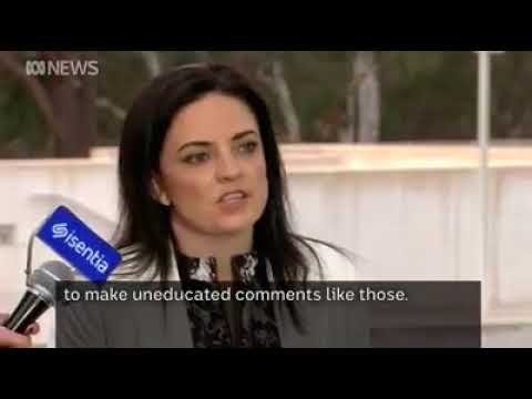 ABC News   Labor Emma Husar MP has demanded an apology this about a month old but very valid 28 Jun