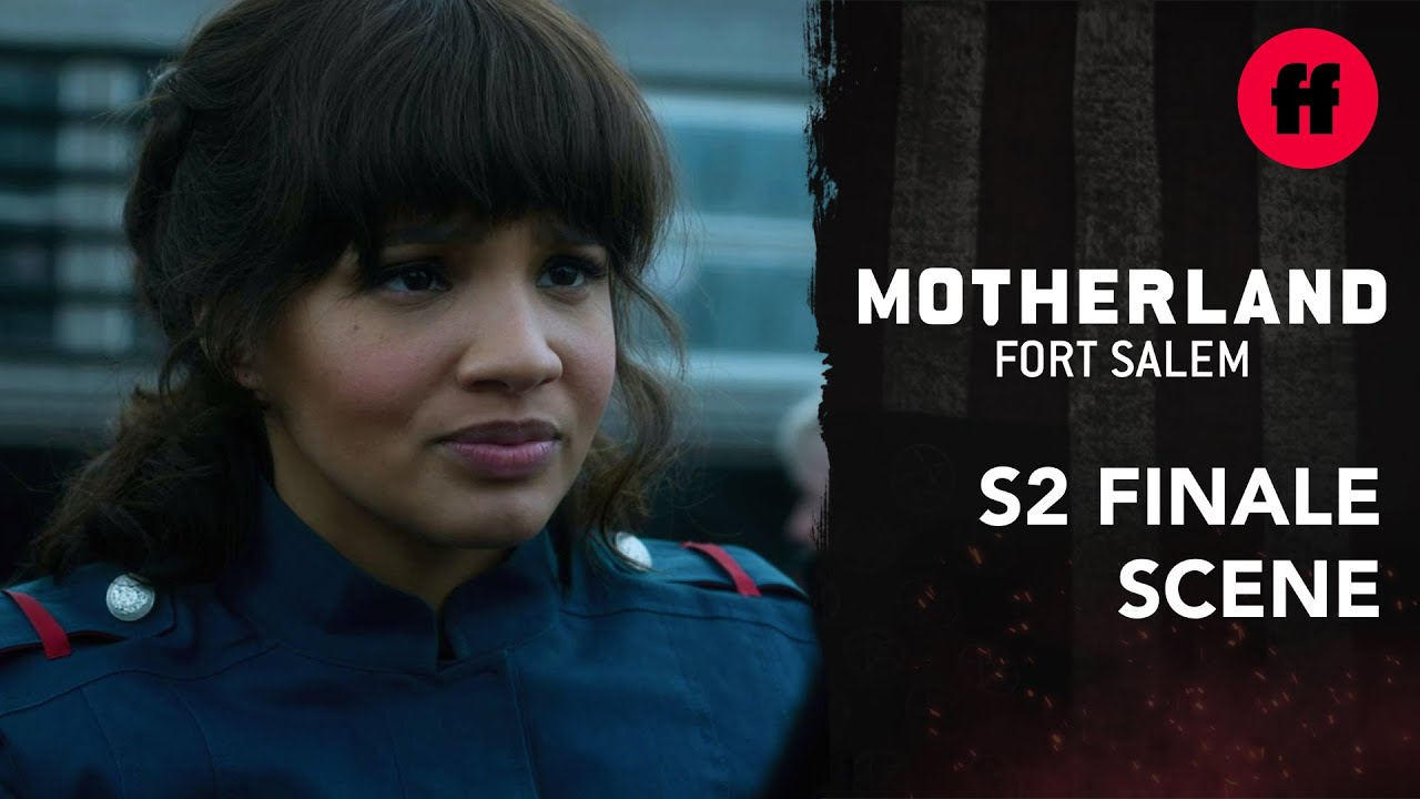 Download Motherland: Fort Salem Season 2 Finale | The Witches Go on the Run | Freeform