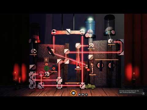 Crazy Machines 3 Creepy Horror Physics Show all levels 1-10 solutions / Walkthrough |
