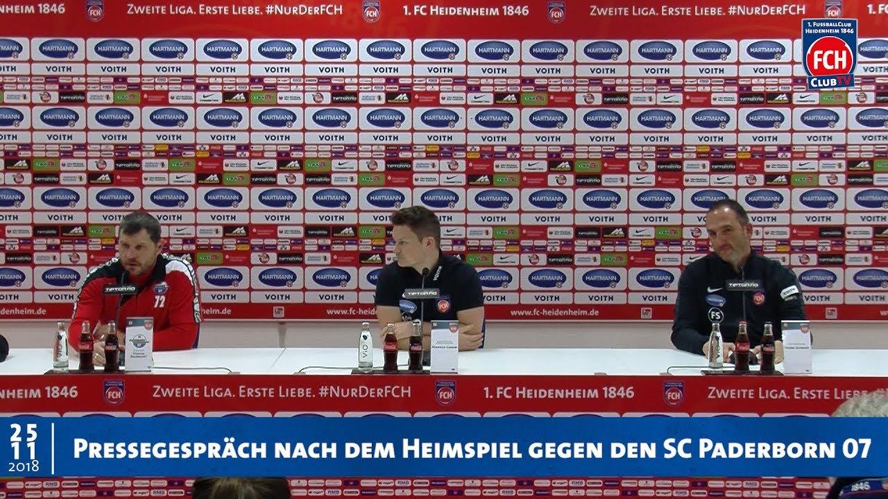 DГјsseldorf Gegen Sc Paderborn