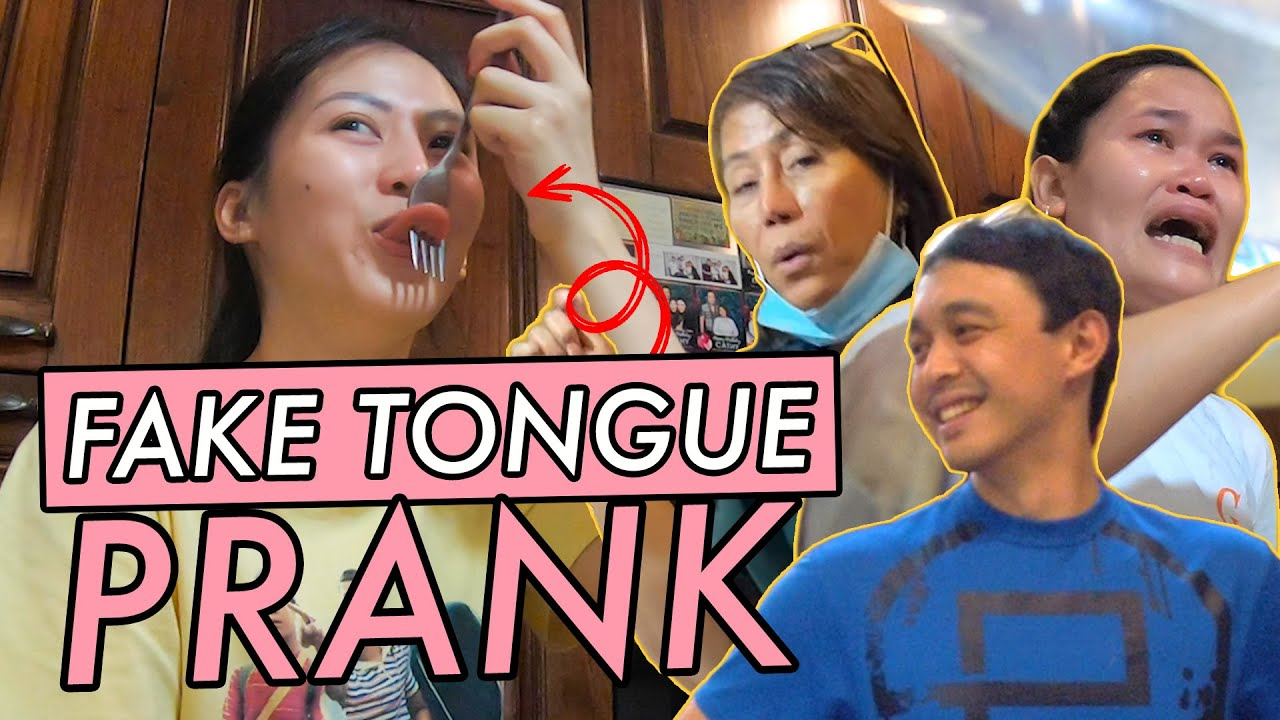 Download Tongue Prank by Alex Gonzaga