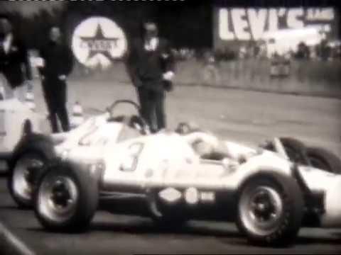 Oude beelden uit de tijd van de Nederlandse Motorsport Bond