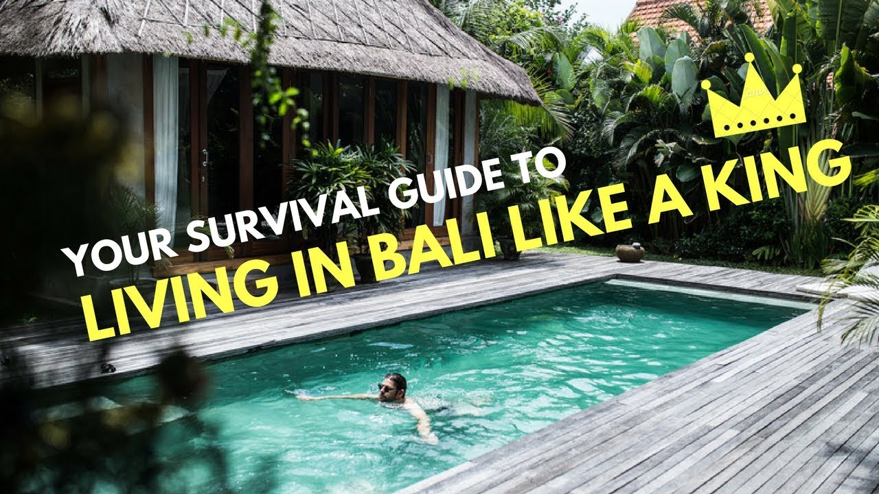 HOW TO LIVE IN BALI INDONESIA - Everything you need to