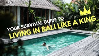 HOW TO LIVE IN BALI INDONESIA  -  Everything you need to know to Travel to Bali or Live in Bali tips