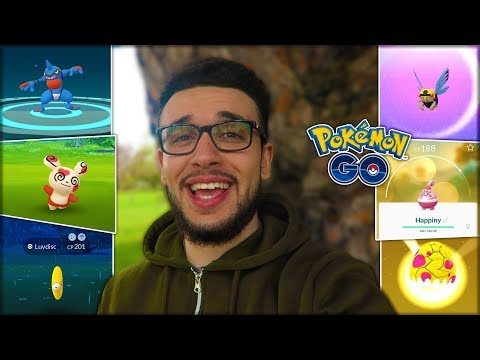 AN EXCLUSIVE POKÉMON, NEW GEN 4, AND MORE! (Pokémon GO) thumbnail