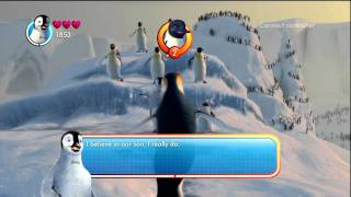 Happy Feet 2 - boss challenge gameplay - gram.pl