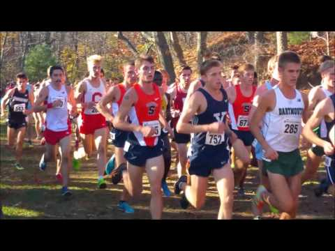 2015 Men's NCAA Division I Cross Country Northeast Regional Championships