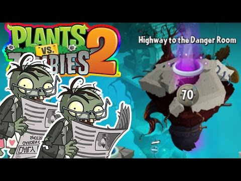 Highway to the Danger Room Level 70-90 | Plants Vs. Zombies 2 | Livestream Episode 13
