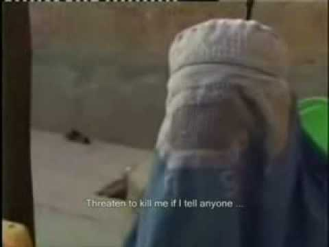 Iranian women suffering