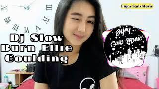Dj Slow Burn Ellie Goulding   Bass Beat Revolution 2019 (enjoy Sans Music)