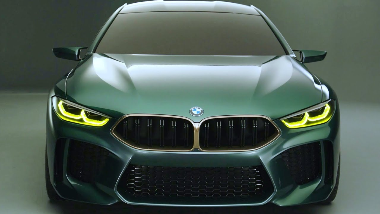 Bmw M8 Gran Coupe 2019 A New Interpretation Of Luxury For The Bmw
