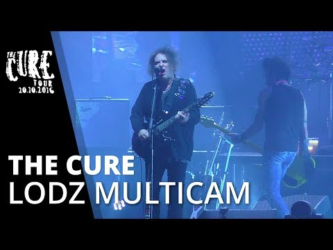 The Cure - A Night Like This * Live in Poland 2016 HQ Multicam