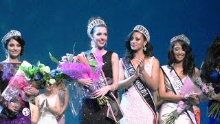 WINNER!! Miss World Canada 2014 Annora Bourgeault Crowning