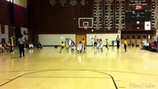 2015 Fyba Mosquito Division Highlights