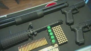 Sikh community watches gun vote