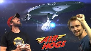 Air Hogs Star Trek Enterprise Drone | Toy Chest
