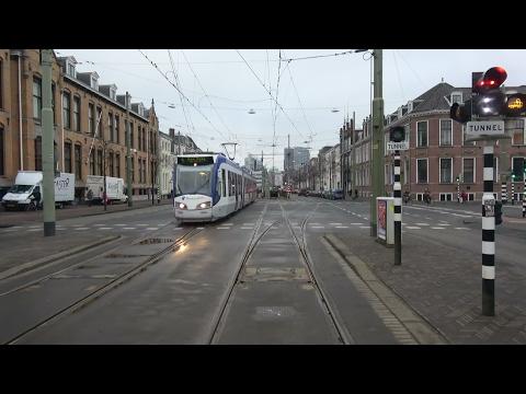 HTM R-NET tramlijn 2 (Den Haag) Kraayenstein - Leidschendam Leidsenhage | Siemens Avenio 5055 | 2017