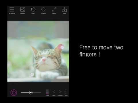 PointBlur androidapp By addquick