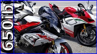 Ducati V4 Speciale DESTROYS BMW S1000RR!