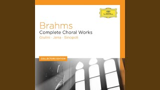 Brahms: Drei Geistliche Chöre Op.37 - 1. O bone Jesu