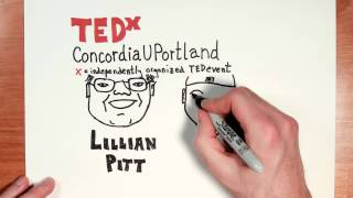 Lillian Pitt and Toma Villa TEDxConcordiaUPortland Time-Lapse Introduction