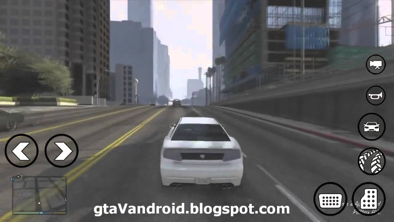 gta v apk + data free download