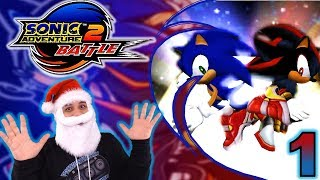 Let's Procrastinate With Sonic Adventure 2 Battle - PART 1