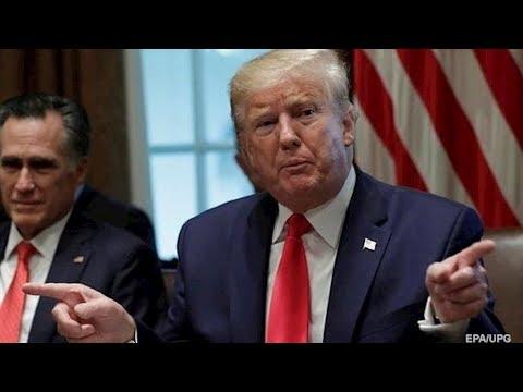 У Трампа забрали телефон во время визита в Афганистан – СМИ